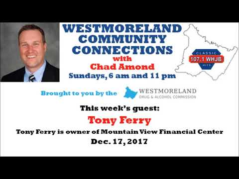 Westmoreland Community Connections - Dec. 17, 2017