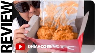 HOT & CHEESY CHICKEN KFC, Ayam Goreng Keju Pedas, Video Lama Baru Di Upload :)