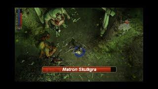 Untold Legends Brotherhood of the Blade (PLAYSTATION PSP) Part 10 Alchemist
