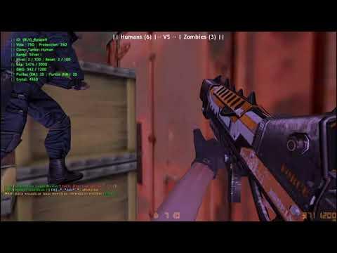 MRO. Zombie Escape + Niveles [ Nemesis | CSO ] - 3.0b