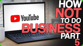 Fact Fiend Focus | How Not To Do Business Part 5 - Mid-Roll Ads