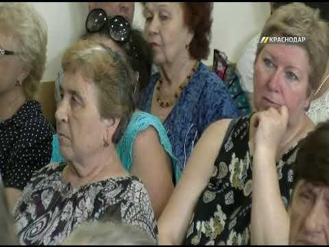 Встреча главы Краснодара с жителями Западного округа
