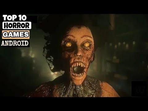 Top 5 Horror Games For Android 2019| Best Horror Games | High Graphics With DOWNLOAD