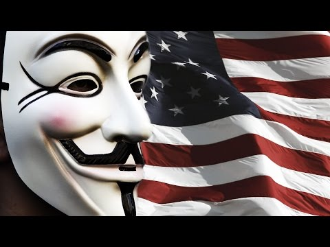 Thumbnail: Anonymous - America WAKE UP NOW (Message to America)