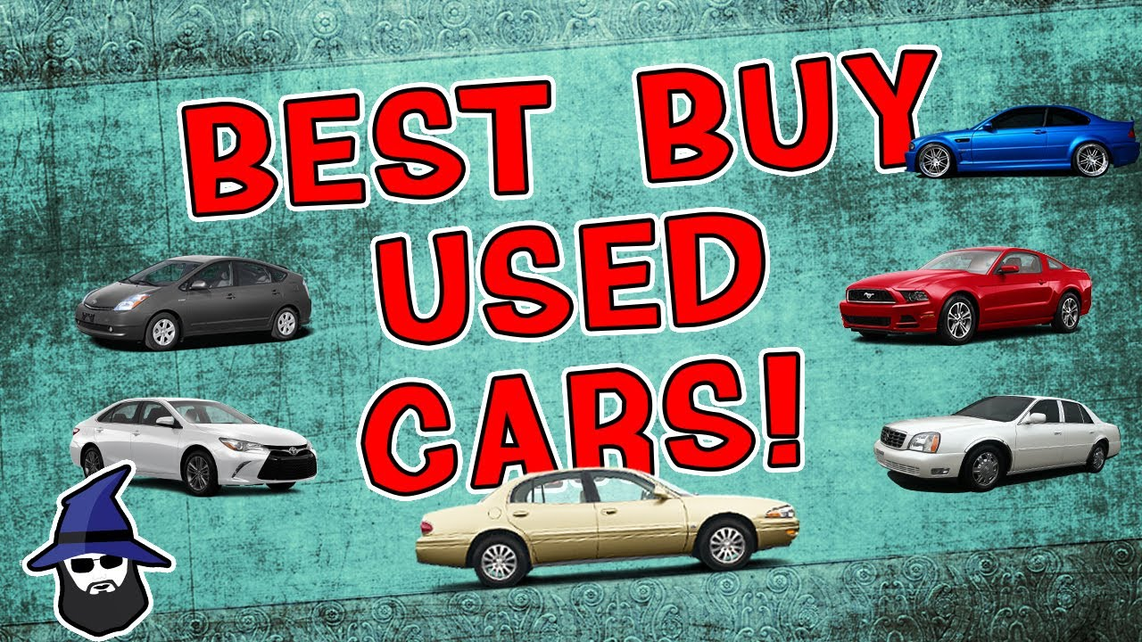 6 used cars you SHOULD BUY according to the 20+ years of CAR WIZARD mechanic experience!