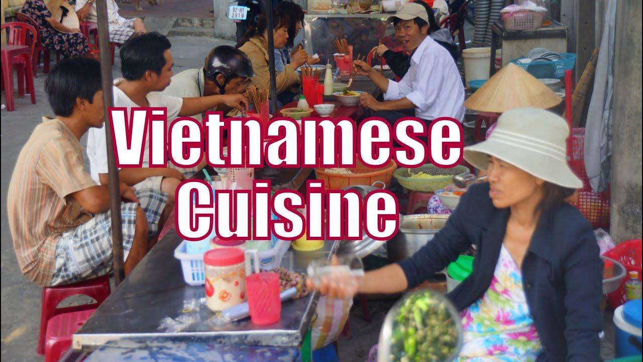 Vietnamese Cuisine  An Introdution To Vietnamese Food