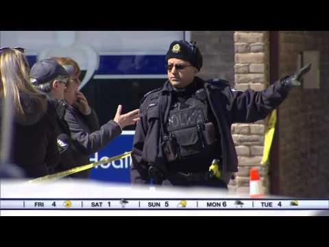 Video: Double shooting in Burlington