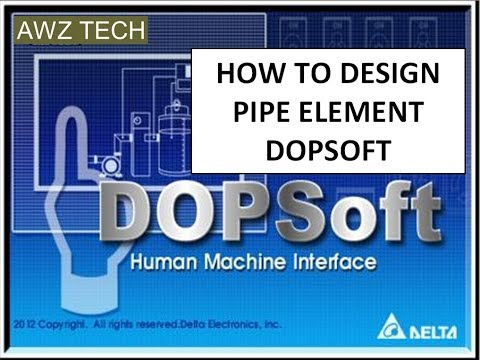 HOW TO DESIGN PIPE ELEMENT DOPSOFT