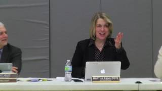 District 96 Board of Education Meeting 02-15-17