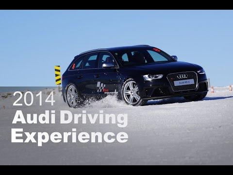 2014 Audi Driving Experience極限體驗營