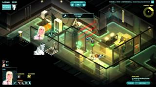 Invisible Inc. Gameplay