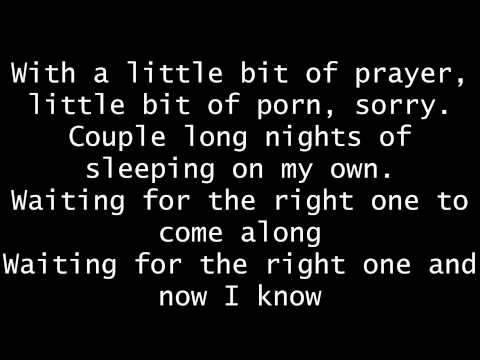 Andy Grammer - Holding Out (with lyrics)