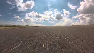 Squirrel cam laps of High Plains Raceway in the Targa Miata