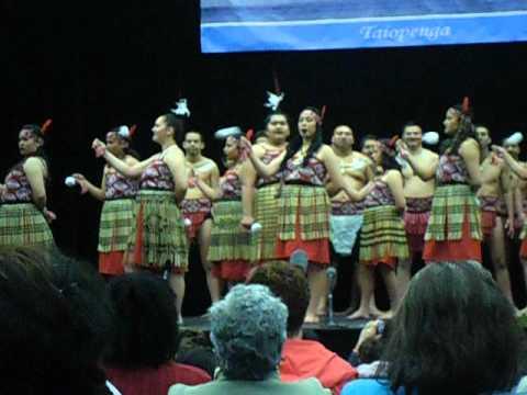 Tongariro MPA Kapa Haka Taiopenga o Tuwharetoa 2012