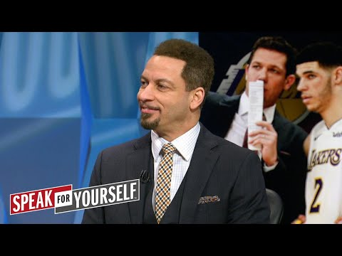 Chris Broussard on LeBron to Lakers rumors, Golden State's injury woes | SPEAK FOR YOURSELF