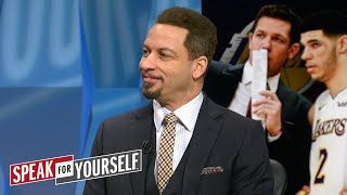 Chris Broussard on LeBron to Lakers rumors, Golden State