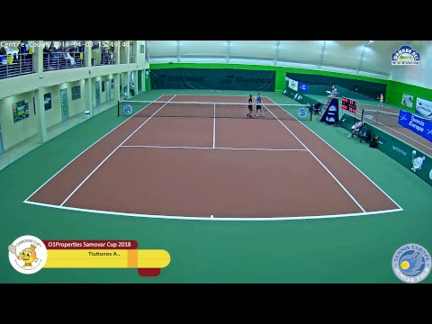 O1Properties Samovar Cup Centre Court 03.04.2018