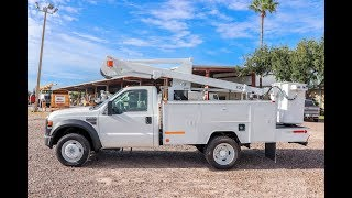 Art's Trucks & Equipment - 3919604, 2008 Ford F450 Bucket Truck