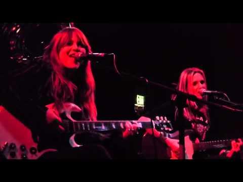 Veruca Salt (Nina & Louise) - Seether (Bootleg Bar, Los Angeles CA 1/30/16)