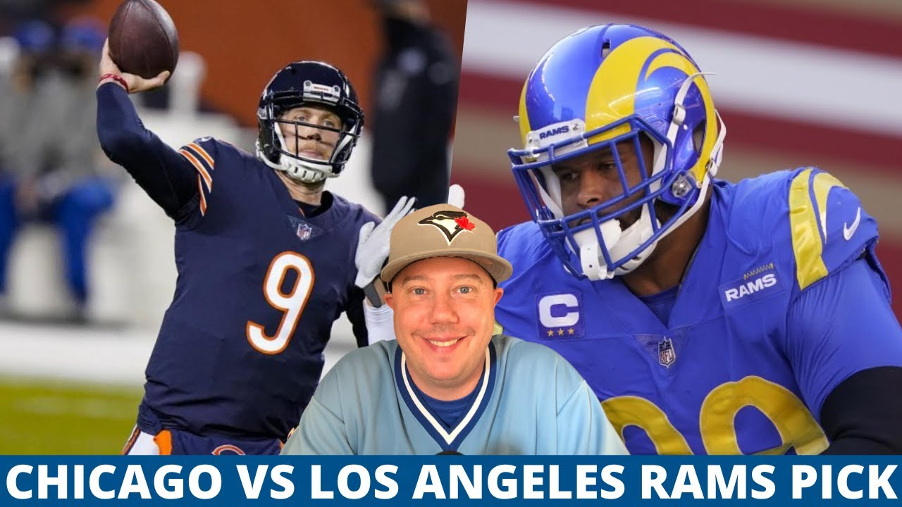 Week 7 recap: Chicago Bears lose 24-10 to Los Angeles Rams