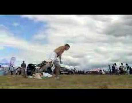 Crazy Stunt performers