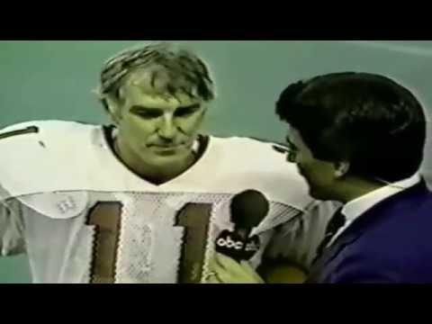 1984 - USFL Divisional Playoffs: Arizona Wranglers vs Houston Gamblers