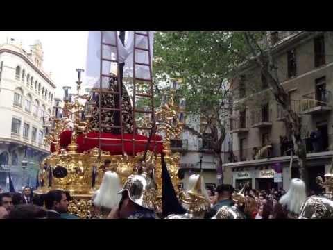 El Baratillo por la Plaza de la Magdalena 2012