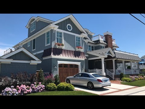 House Spotting & Car Spotting at the Jersey Shore