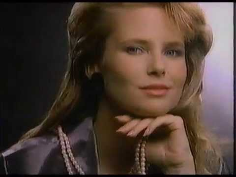 Christie Brinkley Commercial >> 1986 Cover Girl Commercial With Christie Brinkley Youtube
