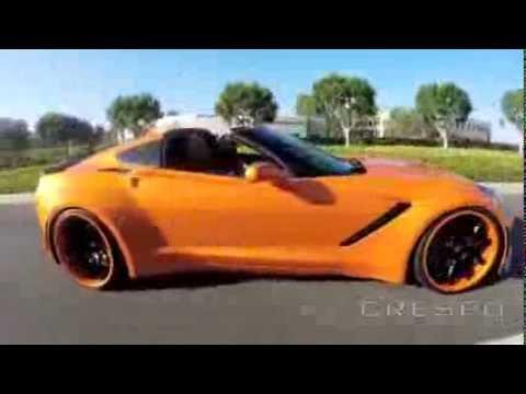 Forgiato Ts Designs Widebody C7 Youtube