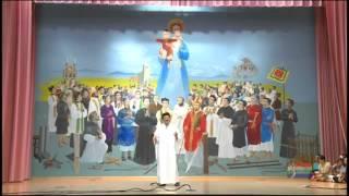 Cha Vũ Thế Toàn Đại Hội Thánh Mẫu 2015 part 1