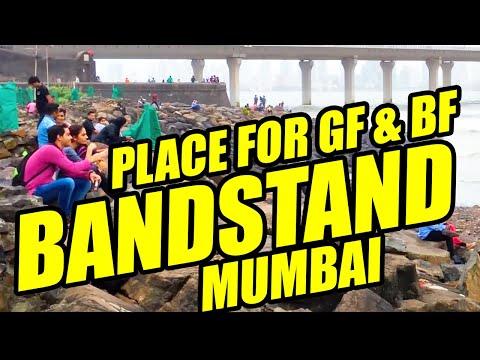 Bandstand Mumbai | Bandra Bandstand | Bandstand | Bandstand Mumbai Romance ♥ Bandstand Mumbai Kiss