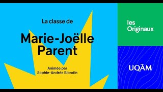 Les Originaux: Classe de Marie-Joëlle Parent (B.A. communication/journalisme, 2007)