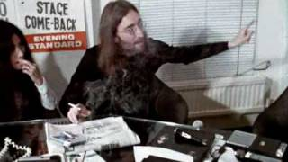 John Lennon & Yoko Ono: WAR IS OVER! (If You Want It)