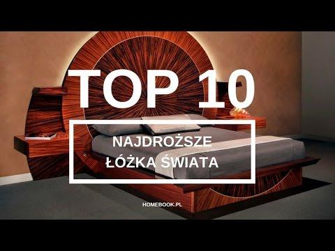 Najdroższe łóżka świata Top 10