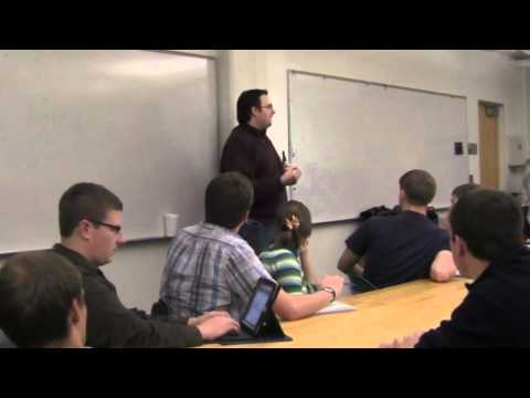 Brandon Sanderson Lecture 1: Intro to Sci-Fi/Fantasy Writing (1/5)