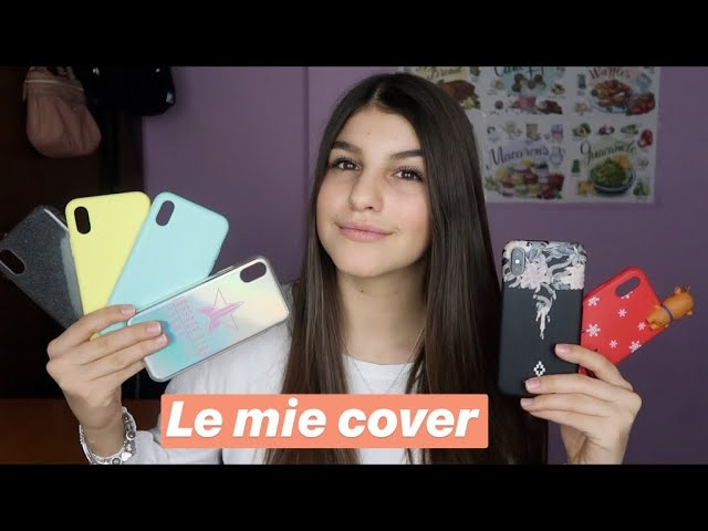 Le mie cover per iPhone X | Valeria Martinelli