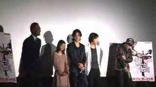 3月3日歌舞伎町にある映画館で劇場版「龍が如く」の舞台挨拶がありまし...