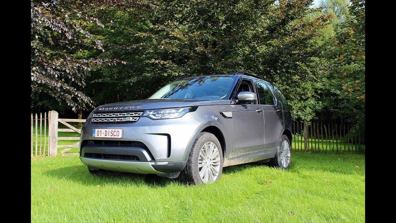 f14de311ac 2018 Land Rover Discovery HSE  Review  - The Euro Car Show - YouTube