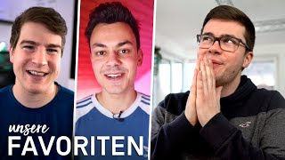 Unsere Gadget-Favoriten! feat. Felixba, iKnowReview & weiteren YouTubern!