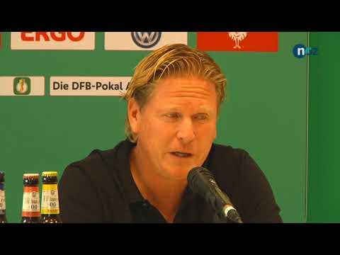 VfL Osnabrück gewinnt im DFB-Pokal gegen HSV: die Pressekonferenz