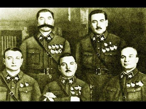Системные проблемы в РККА перед Великой Отечественной войной. Часть 1.