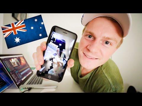 I'M COMING TO AUSTRALIA! 🇦🇺