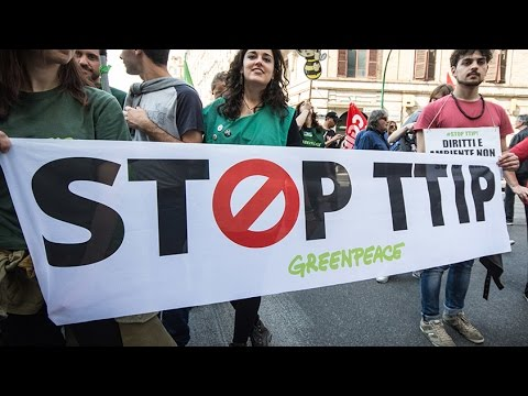 TTIP Explained | CNBC International