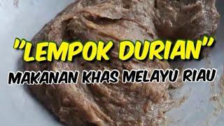Gambar cover Lempok? Makanan Khas Melayu Riau