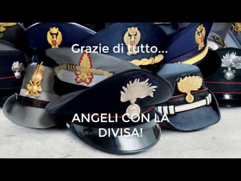 Gli angeli con la divisa prova a non piangere youtube for Prova dello specchio polizia youtube