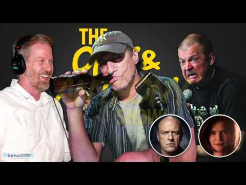 Opie & Anthony: Dean Norris and Betsy Brandt (Hank and Marie Schrader) [08/01/13]