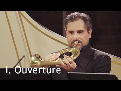 G.Ph. Telemann: Ouverture-Suite in D major, I: Ouverture, TWV 55:D1 (Musique de table/Tafelmusik)