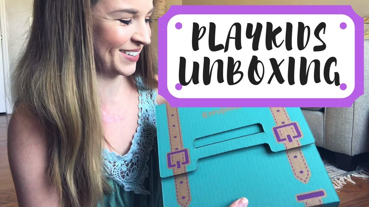 PLAYKIDS EXPLORER BOX UNBOXING & REVIEW