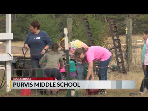 Cool Schools: Purvis Middle School